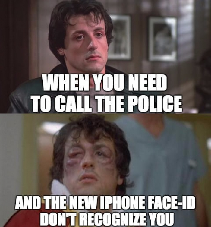 Help! Face ID doesn't work...