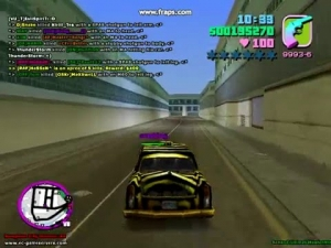 #video 4 - Taxi stunts with Crashlog aka TLK.napster