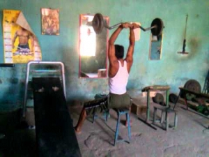 Desi Gym of Sambalpur(PRABEER)