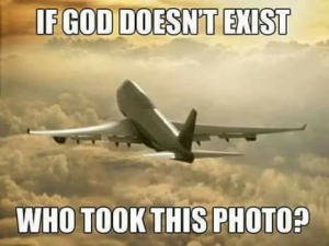 Checkmate, Atheists!