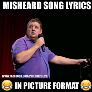 Funniest misheard lyrics in the history!