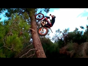 Best Trial Bike Stunts