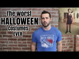 The Worst Halloween Costumes Ever!
