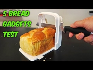 Top 5 Gadgets for Bread