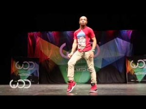 This guys freestyle dance moves will melt your mind