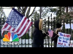 Protests Across The Country Call For End Of Coronavirus Lockdowns | NBC Nightly News