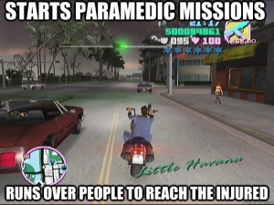 Vice CIty Logic