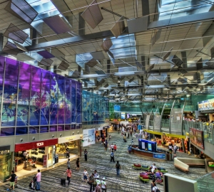 Do you know where is the world's best airport?