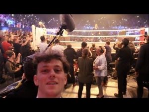 How to get a Backstage access at the McGregor vs Mayweather Press conference in London