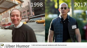 Amazon CEO 1998 vs Today
